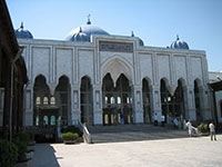 Central Mosque in Khujand