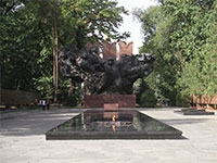 Square of 28 Panfilov Heroes