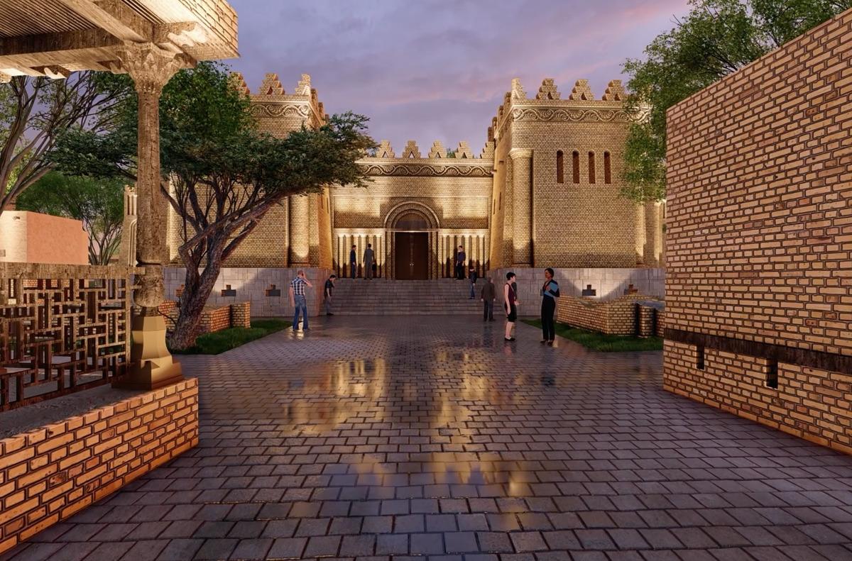 Караван-сарай «Вечный город»
