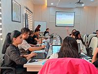 Тренинг для журналистов в Ургенче