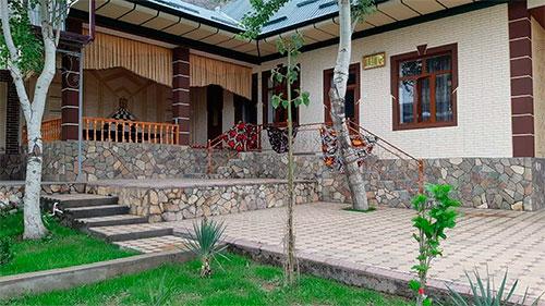 В Андижанской области открыли 20 гостевых домов